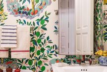 SCHUMACHER TEXTILES & WALLCOVERINGS / One of my favorite suppliers, obviously