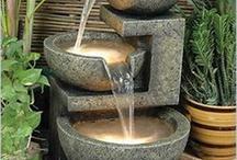 Keramiek waterval