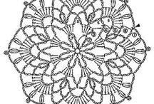 crochet flaconer