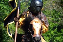 Spectacular Jousting 2015 / Two days of jousting, swordplay, archery and more at Linlithgow Palace.  http://bestdaysever.co.uk/spectacularjousting/ / by Historic Scotland