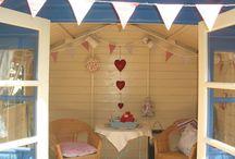 Sophie's summerhouse ideas