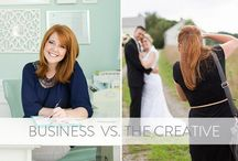 KJP | Education / Photographers and Other Small Business Owners Help & How-To's / by Katelyn James Photography