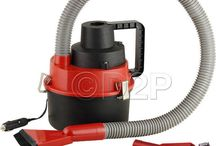 Modern Electric Cleaner Car Toy Tools Air Pump Home Furniture Christmas Gift 12V