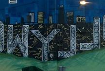 Art & Graffiti & Tatz / by Lacey Pytel