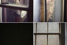 Fenster-Portrait