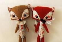 Muñecas hechas a mano / by Conchi Ibergallartu
