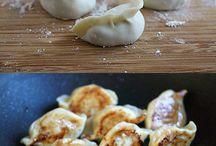 OP'S food!!!(Other peeps)Main Course  Debbie Womack-Withrow / Food! / by Debbie Womack-Withrow