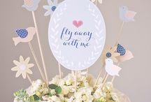 D I Y ☞ cake toppers / cake toppers diy