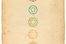 chakras on silk