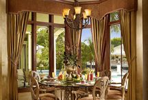 Elegant Dining rooms / by Rose -Angelle Belizaire-Prosper
