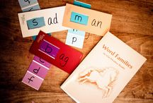 Learning: Letters and Literacy