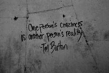 Tim Burton inspired / by Melissa Giron Whitesel