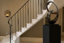 Stair ballustrades