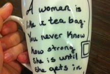 for the love of mugs