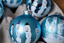 Christmas Ornaments / by Cindy Wynn Canchola