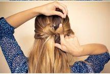 Frisyrer og hårstyling