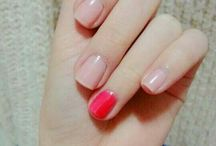 Daily nail art / This board is daily nail by YW-song and HJ-lee
