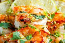 Frutos do Mar / Receitas