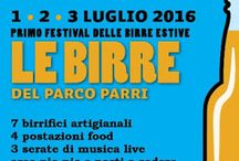 Le Birre del Parco Parri, il festival della birra con streetfood, picnic e musica 1-2-3 Luglio Vigevano (PV)