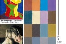 Art worksheets / Art lessons worksheets