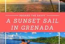Grenada Sunset Sail