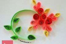 Paper Quilling - made by HoS