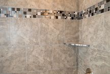 Bathrooms / Bathrooms by AllenStyle Homes.