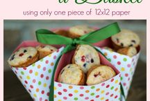 Christmas cookies packaging ideas / How to package a Christmas cookie platter for gifts