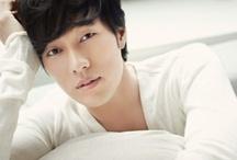 Favorite Korean Actors / by Victoria Curtis