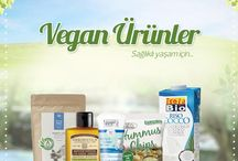 Vegan Ürünleri