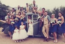 Wedding Ideas Worth Pinning! / by Jenny Simon