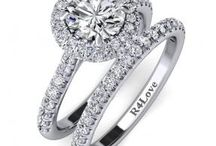 Winter Luxe Bride  / by Unique Engagement Rings - Rings4love.com
