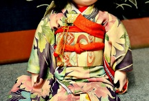 Japanese dolls / .