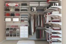 idéias  para guarda roupa