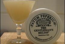 Gentleman's Relish / Antique and new pots of Patum Peperium