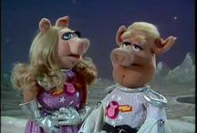 Muppets and Puppets
