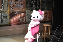 Hello Kitty is an ICON! / Because when I was a kid I had Hello Kitty not Raggedy Ann.