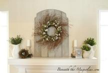 seasonal mantle ideas
