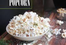 Let's try popcorn...
