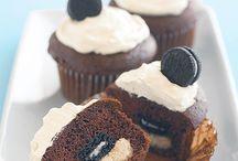 Fancy cupcakes / by Tracy Buchanan