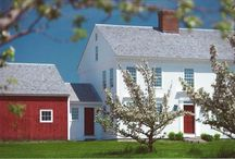 Farmhouses / by Anne Smith