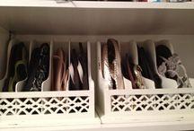 Rydding, vasking og organisering