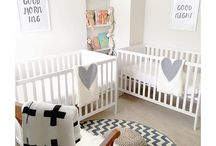 Double The Love / Nursery Inspiration For Twins