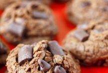 Cookies - Triple Chocolate Cookies / Cookies