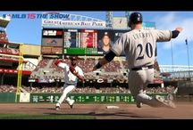 MLB 15 The Show / MLB 15: The Show is a Major League Baseball video game developed and published by Sony Computer Entertainment.