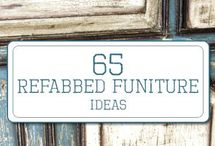 Refabbed furniture