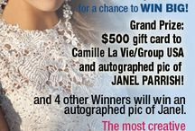 PIN FOR JANEL AND WIN / by Jessica Dunn