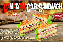 Canadian Club Sandwich