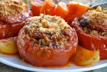 recipes in the oven / greek traditional food