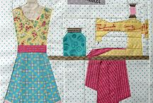 Crafting Quilting Sewing / by Barbie Smith